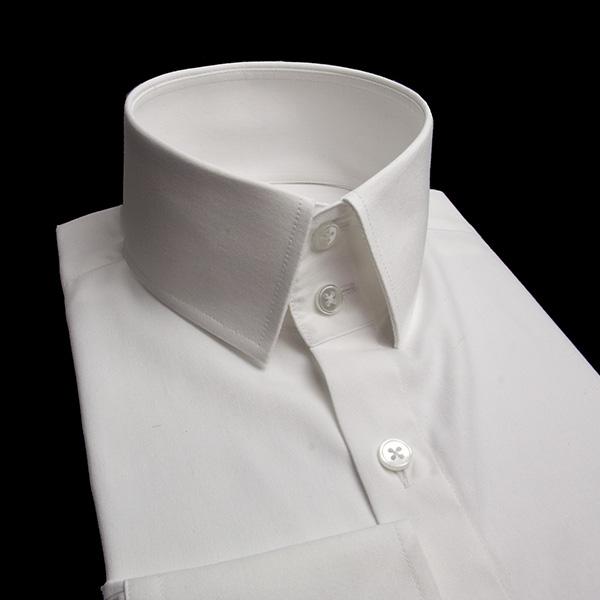 オーダーメイドのMISQUE襟サイズの調整