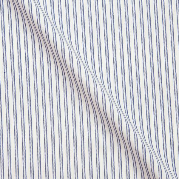 ダブルストライプのオーダーシャツ